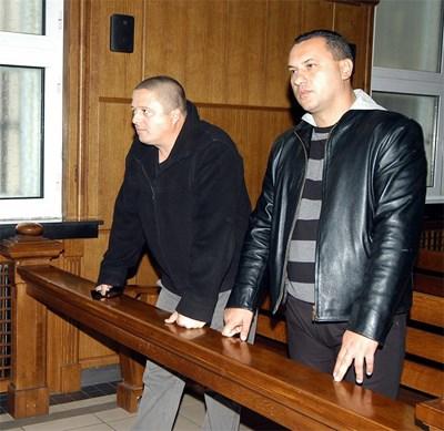 Йоско и Богьовеца в съда