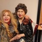 Муки и Стоянка Мутафова заедно през 2017 г. Снимка: Фейсбук