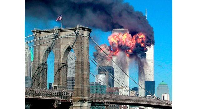 На хиляди километри от Ню Йорк американците усещаха с телата си атаката от 11 IX
