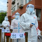 На територията на континентален Китай са открити нови 7 случая на заразяване с коронавируса СНИМКА: Ройтерс