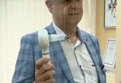 Български термометър хваща COVID-19 преди да се появят симптомите КАДЪР: БНТ