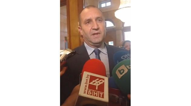 "Ще работим конструктивно с кабинета ""Борисов"" Очаквам резултати, няма никакво значение кой ще управлява"