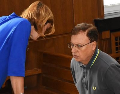 Убиец признава за разстрел на жена си в съда