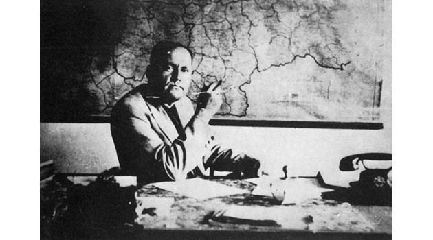 Нова светлина около бягството на Гешев зад граница - убит е в засада край с. Куклен на 9.09.1944 г.