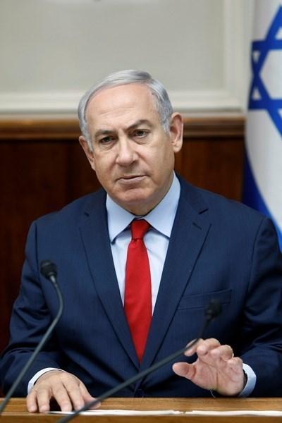Бенямин Нетаняху. Снимка: Ройтерс
