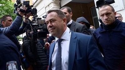Красимир Живков ще може да обжалва ареста си във вторник / Снимка: Юлиян САВЧЕВ