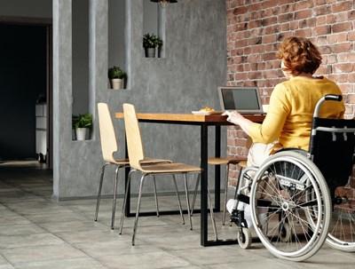 Агенцията за хората с увреждания започва да набира проекти по Националната програма за заетост на хората с увреждания от 13 юли. Снимка: МТСП