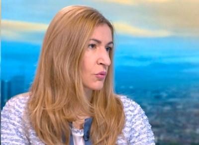 Николина Ангелкова Кадър: Би Ти Ви