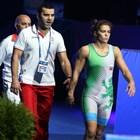 Касабов извежда сребърната медалистка от световното Тайбе Юсеин