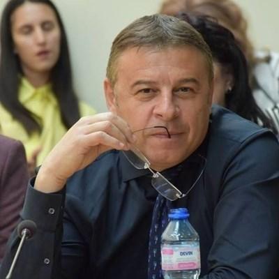 Бившият кмет на Благоевград Атанас Камбитов