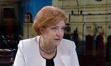 Менда Стоянова: Трябва чрез данъка за колите българинът да живее по-екологично