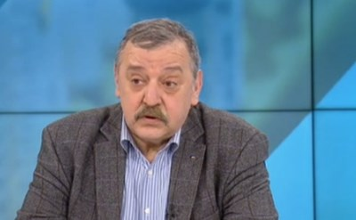 Професор Кантарджиев Кадър: БНТ