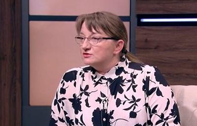 Деница Сачева КАДЪР: bTV