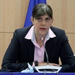 Европейският главен прокурор Лаура Кьовеши СНИМКА: НИКОЛАЙ ЛИТОВ