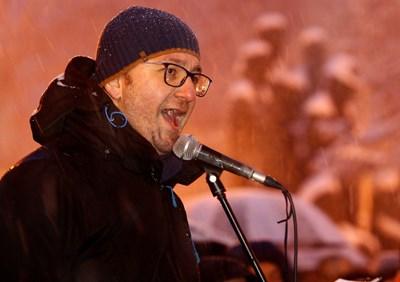 Председателят на ВМРО-ДПМНЕ Християн Мицкоски Снимка: Ройтерс