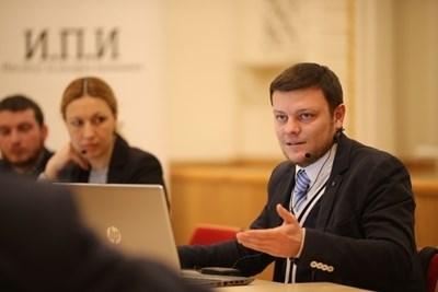 Икономистът Явор Алексиев Снимка: Архив