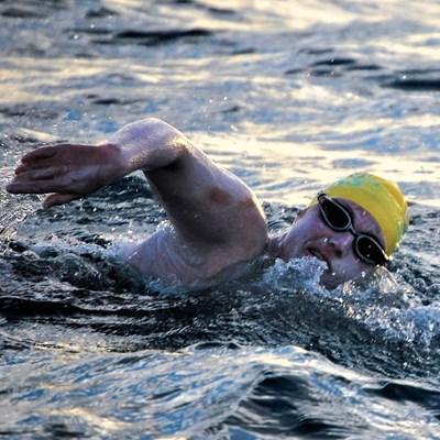 Снимка: Фейсбук/ Sarah Thomas- Open Water Marathon Swimmer