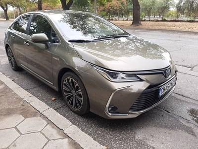 Тест на Toyota Corolla Hybrid: Хибридно сефте за най-продаваната кола в света