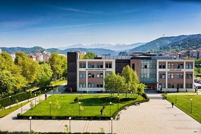 Американският университет с водещи места в рейтинга на българските висши училища