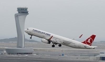 Търкиш еърлайнс дезинфекцира самолетите си заради коронавируса СНИМКА: Ройтерс