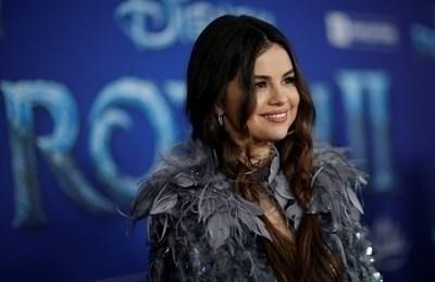 Певицата Селена Гомес СНИМКА: Ройтерс