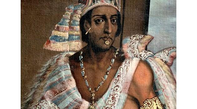 Къде е златото на владетеля на ацтеките Монтесума