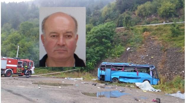 Шофьорът на рейса-убиец вече е в килия, изписаха го от ИСУЛ