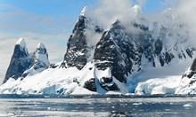 Откриха голям източник на радиация под Антарктида