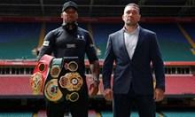 Кубрат Пулев може да боксира срещу Антъни Джошуа през септември