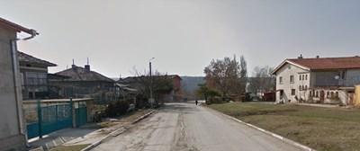 Плевенското село Буковлък  СНИМКА: Гугъл стрийт вю