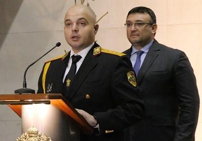 Ивайло Иванов и Младен Маринов СНИМКА: Фейсбук