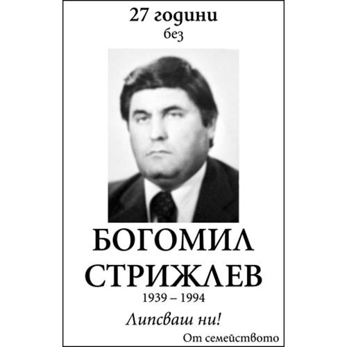 Богомил Стрижлев