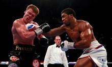 Голям скандал в боксовия свят кой да се бие с Джошуа