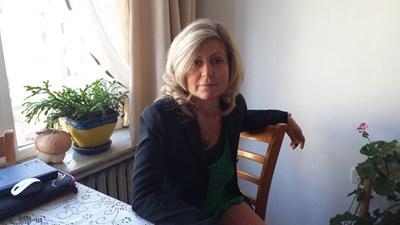 Ана Кочева, професор в Института за български език при БАН