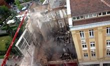 """Без виновни за падналата сграда на ул. """"Алабин"""", която уби 2 жени преди 12 г. (обзор)"""