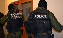 Мащабна акция на ГДБОП и ДАНС тази нощ в Благоевград, над 10 задържани