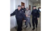 Задържаният за залятата с киселина украинка бил с болно сърце, иска домашен арест (Снимки)
