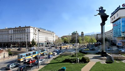 """В момента """"София хотел Балкан"""" е част от марката """"Luxury Collection"""" на световната хотелска верига Marriott."""