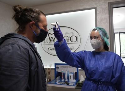Двойно по-малко хора са боледували по време на епидемията от коронавируса. СНИМКА: Николай Литов