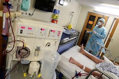 Белгия отчита над 11 хиляди жертви на COVID-19 досега СНИМКА: РОЙТЕРС