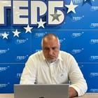 Бойко Борисов във видео разговор с представители на Европейската народна партия