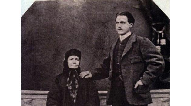 Майката на Левски Гина Кунчева се хвърля в кладенец, за да се спаси от ятагана