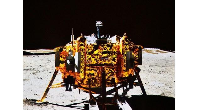 Луноходи на 4 държави ще дупчат Луната