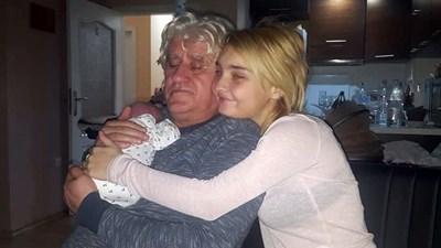 20-годишната Верджиния и 45 години по-възрастният от нея Николай станаха родители на второ дете