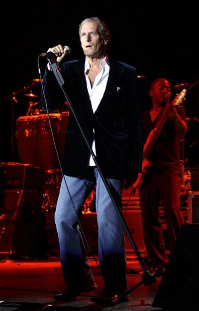 Майкъл Болтън идва за втория си концерт у нас. Ще пее в зала 1 на НДК на 18 юли. СНИМКА: КРИСТИНА ЦВЕТКОВА