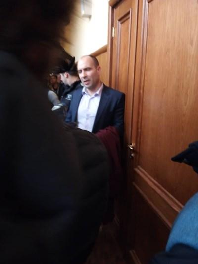 Прокурор Венцислав Фердинандов СНИМКА: Авторката