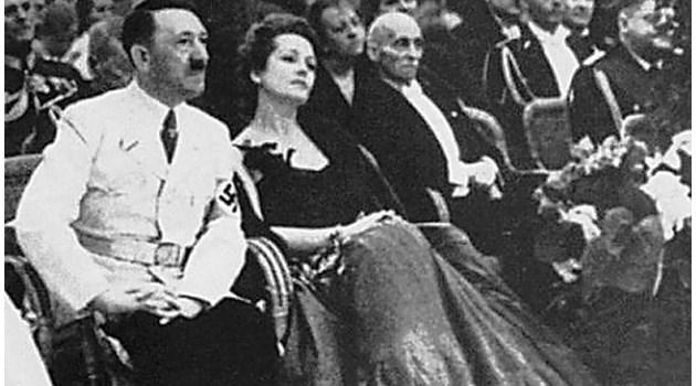 Любимка на Фюрера в опасни шпионски операции срещу нацистите