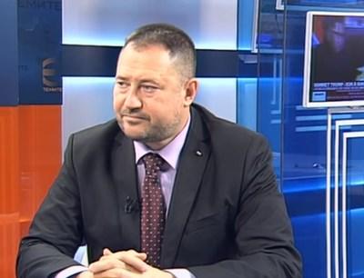 Петър Харалампиев Кадър: Тв Европа