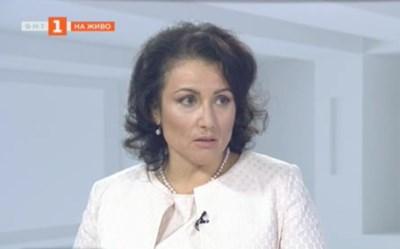 Десислава Танева Кадър: БНТ