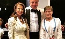 С Наско и Вера Маринова на финалите!